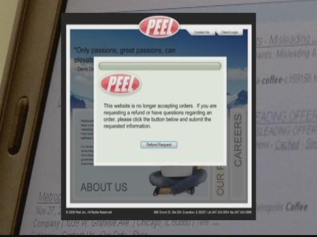 [HAR] Peel Problems