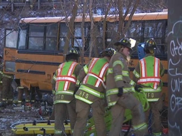 [HAR] School Bus Seat Belts Get Hearing