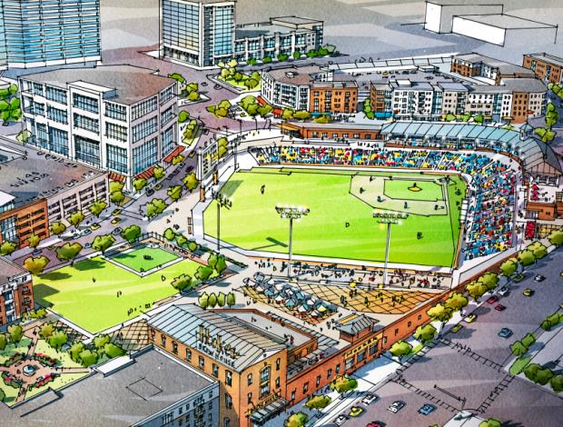 [HAR] Hartford Ballpark Proposal Renderings