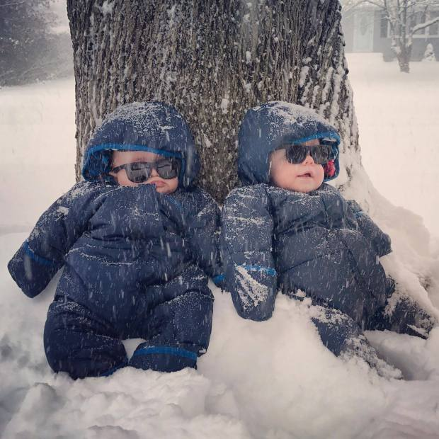 Nor'easter in Photos