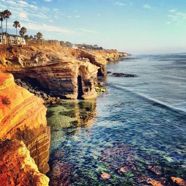 Images: Sunset Cliffs