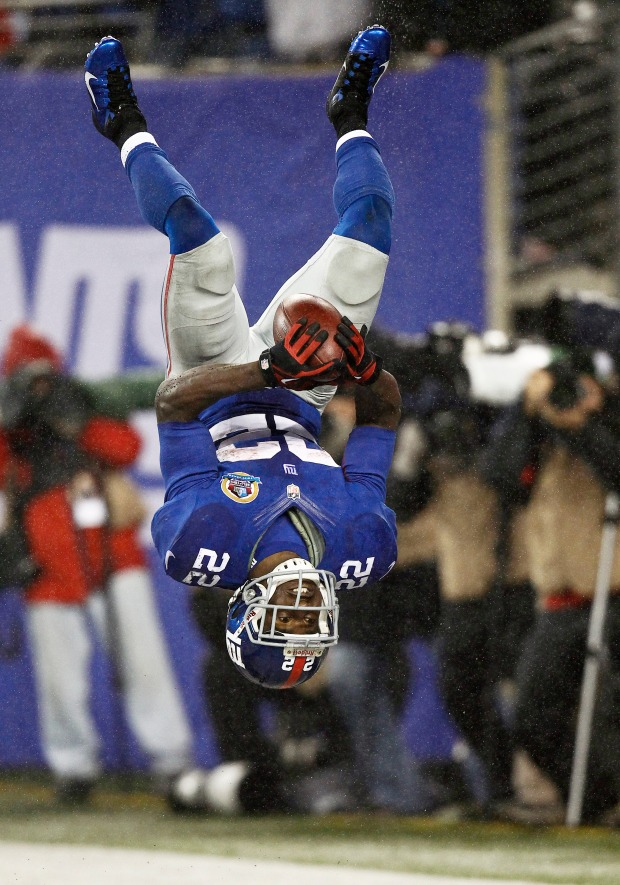 New York Giants 2012-13 Season in Photos