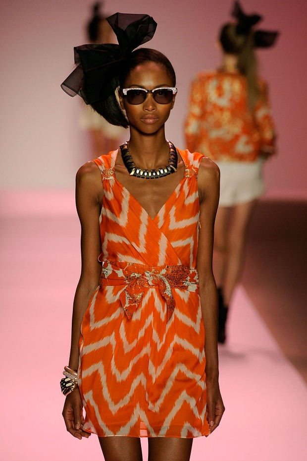Taking on the Trends: New York Fashion Week, Spring 2010