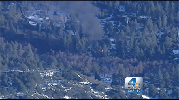 "[LA] Dorner Search ""Like Finding Needle in Haystack"": Expert"
