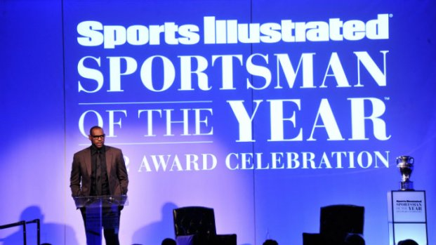 Photos: LeBron James Awarded Sportsman of the Year