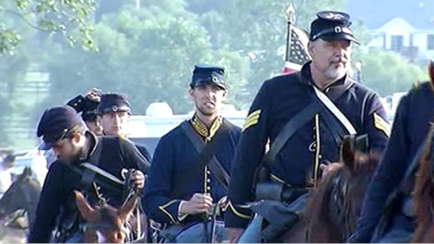 [NATL-V-DC] Gettysburg Prepares to Reenact the Historic Battle