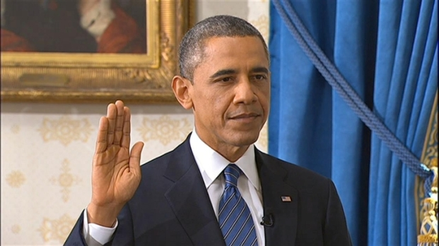 [DC] Obama Takes Oath of Office