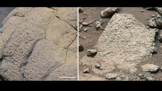 [LA] Rock Analysis Reveals Conditions Once Suited for Life on Mars