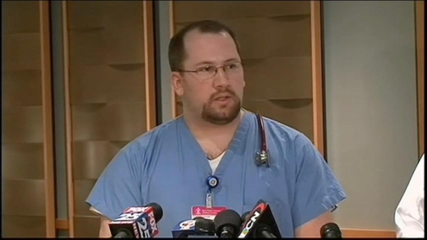 [DC] WATCH: Boston Doctors on Possible Suspect's Injuries