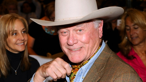 "[NBCAH] Cancer Doesn't Keep Larry Hagman From ""Dallas"" Reboot"