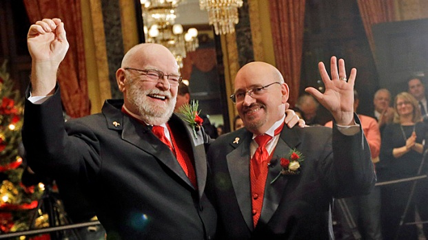 [CHI] Marriage Equality Advocates Push For New Law