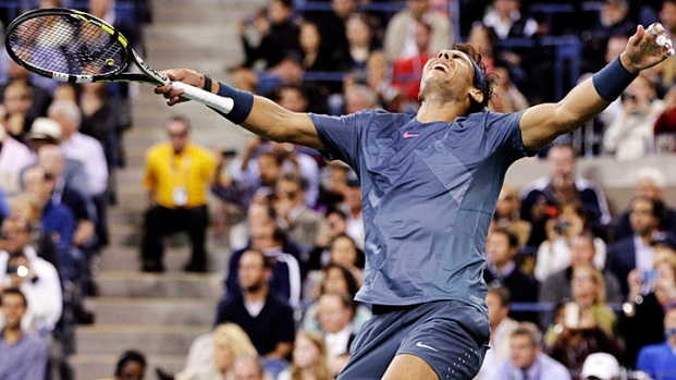 [NATL] Top Moments From the 2013 U.S. Open