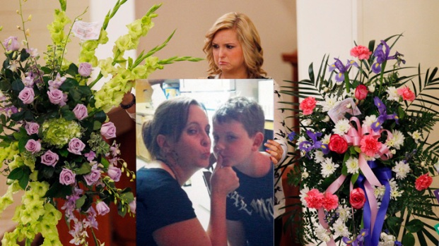 [DGO] Family Mourns Christina and Ethan Anderson at Memorial