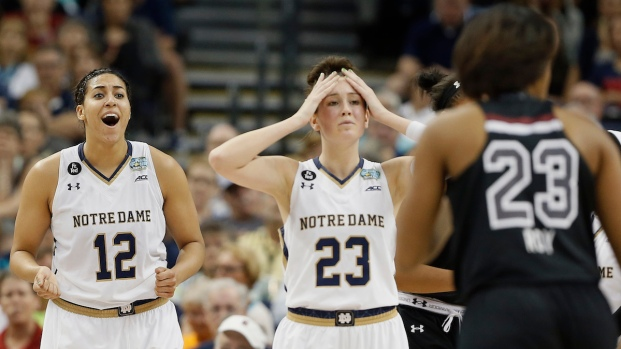 [NATL-WOMENS] NCAA 2015: Best Moments of the Women's Basketball Tournament