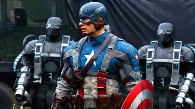 """[NATL] We Salute """"Captain America"""""""