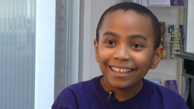 [NATL-DFW] 11-Year-Old Boy Attends TCU
