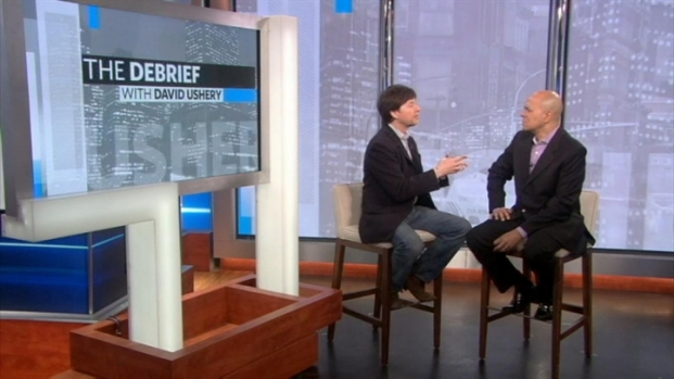 [NY] The Debrief with David Ushery: Ken Burns- The Central Park Five