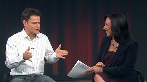 [HAR] Donny Osmond Stops By