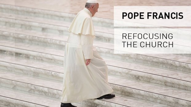 [NATL] How Pope Francis Stands Apart