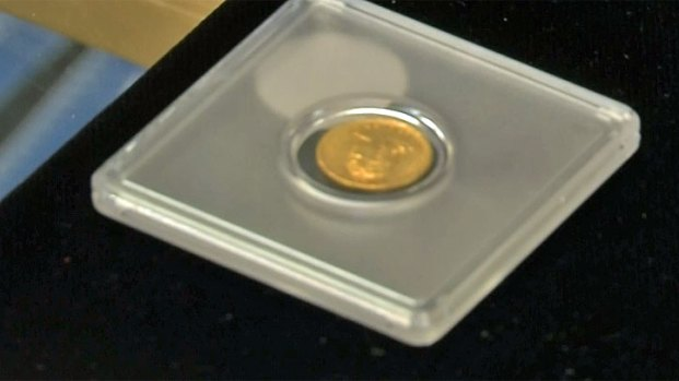 [NATL-V-DGO] U.S. Mint Suspends Sale of Popular Gold Coin