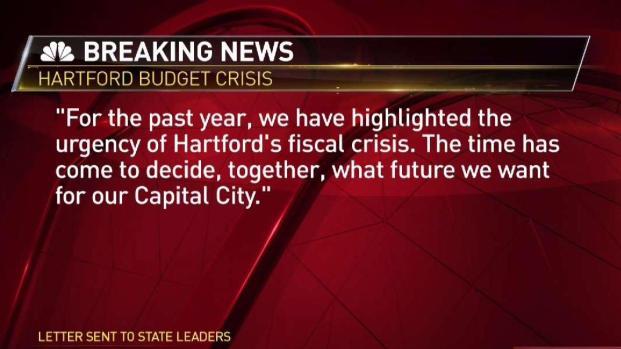 [HAR] Hartford Warns of Possible Bankruptcy