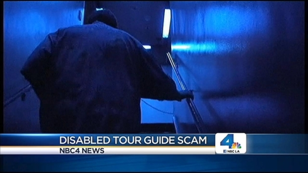 "[LA] ""Disabled Tour Guides"" Cheat Disneyland Parkgoers"