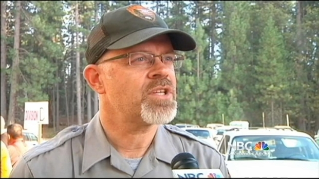 [BAY] Rim Firestorm Chars 200 Square Miles, 7 Percent Contained