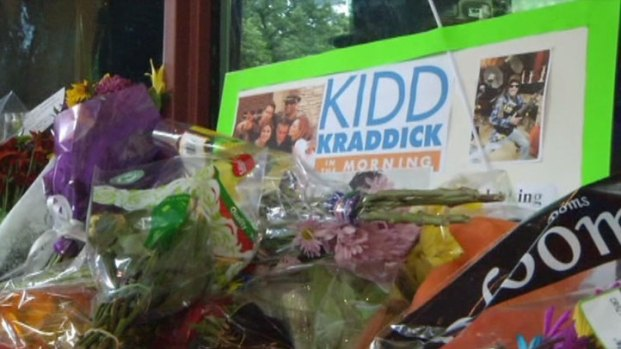 [DFW] Fans Share Grief Over Loss of Kidd Kraddick