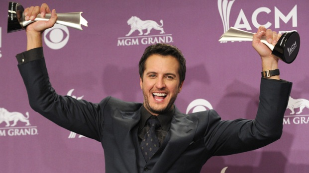 [NBCAH] Luke Bryan Talks Big Win