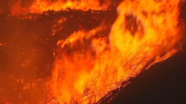 [HAR] Milford Brush Fire