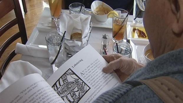 [HAR] 98-Year Old Man Learns to Read, Pens Memoir