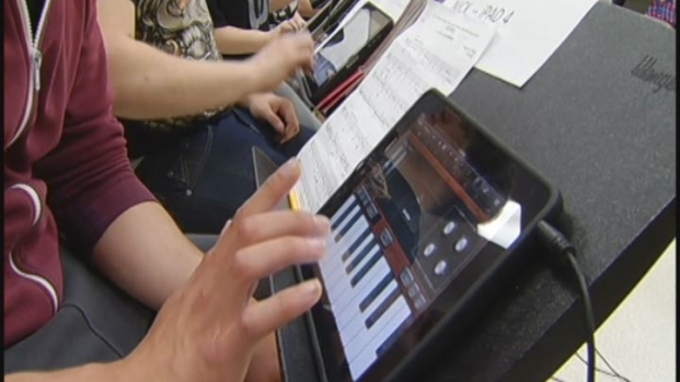 [HAR] Making the Grade: iPad Music Class