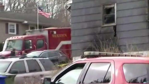 [HAR] Man Sought After Meriden Fire Found Dead