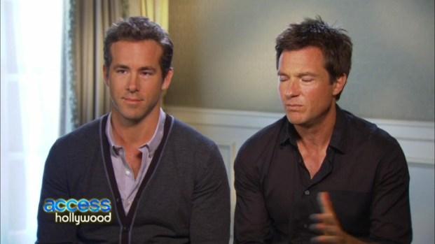 "[NATL] Ryan Reynolds & Jason Bateman Pull A Switcheroo For ""The Change Up"""