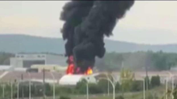 [HAR] NTSB Begins Investigation Into Fatal Crash of Vintage Plane