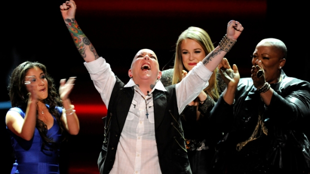 """[NEWSC] """"The Voice's"""" Final Four to Compete in Finale"""
