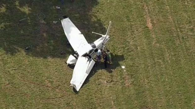 [HAR] One Dead, Two Others Injured in New Milford Plane Crash