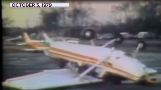 [HAR] In October 1979, a Tornado Came Through Same Area