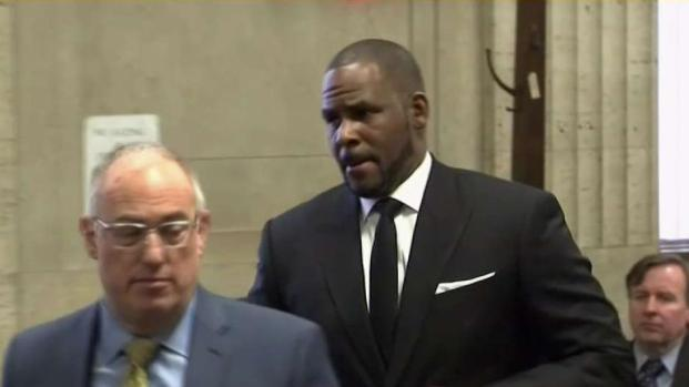 R. Kelly Expected in Chicago Court on Federal Sex Charges