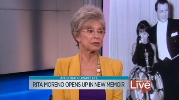 [LXTVN] Film Icon Rita Moreno on New Memoir