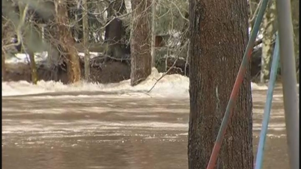 [HAR] Flooding Causes Issues in Southbury