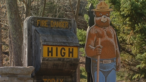 [HAR] Fire Danger High in Connecticut