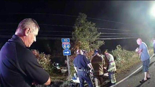 [HAR] Trooper Sued Over Crash That Injured Mother and Daughter