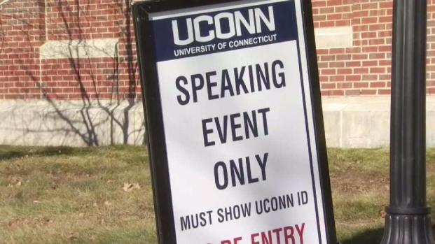 Appearances Applies Uconn Speaker New Nbc To - Rules Connecticut After Arrests