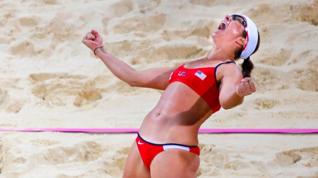 [NATL]Olympic Beach Volleyball: Great Bodies, Bikinis and More