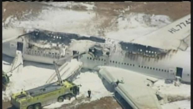 [NY] NTSB Chief: Asiana Flight 214 Tried to Abort Landing Before San Francisco Crash