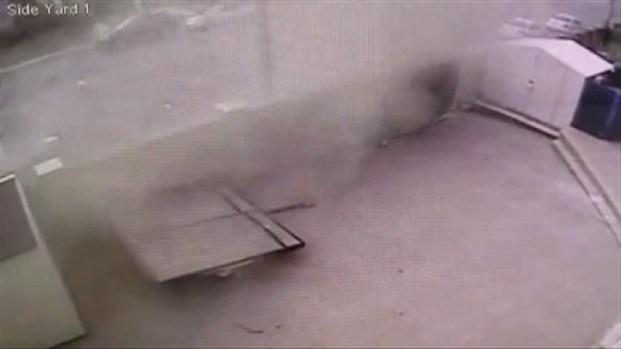 [NY] WATCH: Lamborghini Snaps in Half in Brooklyn Crash