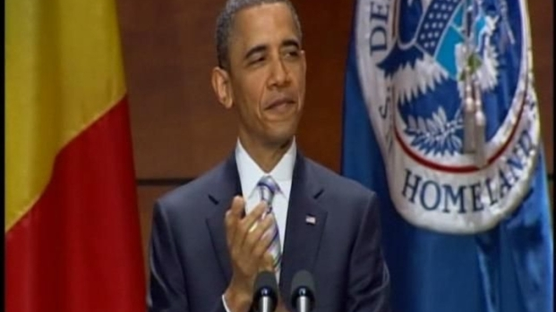 [HAR] President Obama Addresses Coast Guard Graduates