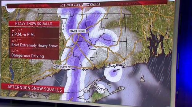 What You Need to Know About Snow Squall Warnings
