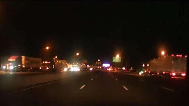 New Haven Officer Injured, Woman Killed in Wrong-Way Crash